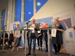 SDG, Jacob K. Ljungberg
